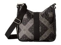 Le Sport Sac Weekender Hobo Star Guides Black Hobo Handbags