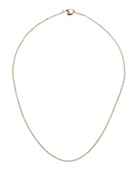 14K Gold Plated Cable Chain Necklace 25' Length Kendra Scott