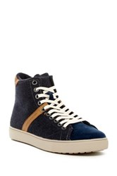 Tommy Hilfiger Vale High Top Sneaker Gray