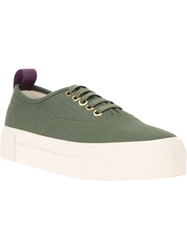 Eytys 'Mother' Plimsoll Green