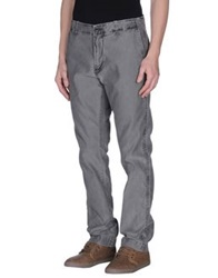 Gaudi' Casual Pants Grey