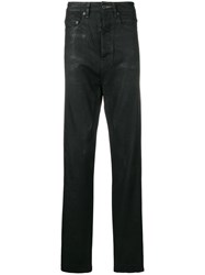 Rick Owens Drkshdw Long Collapse Jeans 60
