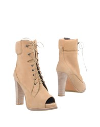 Bruno Magli Ankle Boots Sand