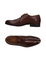 Jack And Jones Lace Up Shoes Brown