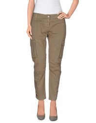 Daniele Alessandrini Trousers 3 4 Length Trousers Women