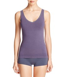 Yummie Tummie By Heather Thomson Stephanie Everyday Seamless Reversible Tank Yt5 018 Ombre Blue