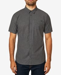 Fox Fields Chambray Stretch Pocket Shirt Graphite