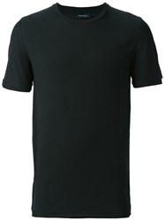 Kris Van Assche Layered T Shirt Black