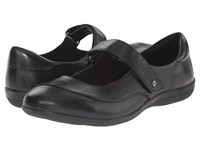 Revere Amalfi Black Goat Women's Flat Shoes