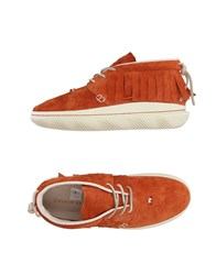 Clear Weather Sneakers Tan
