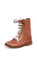 Brother Vellies Unity Boots Cognac