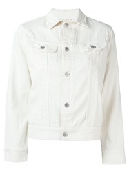 Citizens Of Humanity Denim Jacket White