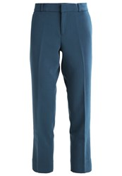 Banana Republic Avery Solid Trousers Loch Green