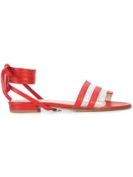 Ritch Erani Nyfc Mateo Sandals Red