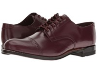 Stacy Adams Madison Oxblood Men's Shoes Red