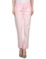 Jeckerson Casual Pants Light Pink