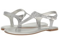 Bandolino Kyrie Silver Glamour Material Women's Shoes