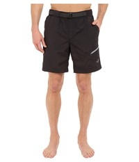 The North Face Belted Guide Trunks Tnf Black Prior Season Shorts