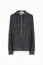 Orlebar Brown Men S Caden Hoodie Boutique1 Grey