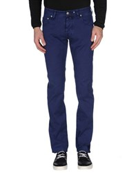 Jacob Cohen Jacob Coh N Trousers Casual Trousers Men Dark Blue