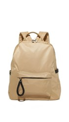 Deux Lux X Shopbop Backpack Dune Black