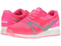 Diadora N9000 Mm Bright Pink Fluo Athletic Shoes