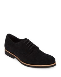 Calvin Klein Faustino Leather Oxfords Toffee
