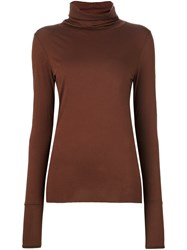 Humanoid 'Jovi' Jumper Brown
