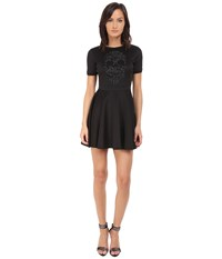 Philipp Plein Skull Dress Black Women's Dress