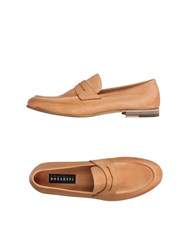 Fratelli Rossetti Loafers Tan