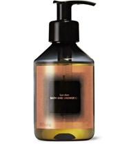 Tom Dixon London Shower And Bath Oil 180Ml Colorless