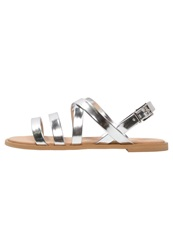 Zign Sandals Silver
