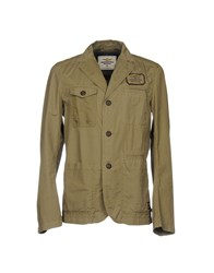 Aeronautica Militare Jackets Military Green