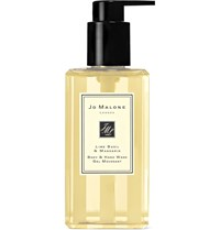 Jo Malone London Lime Basil And Mandarin Body And Hand Wash 250Ml Colorless