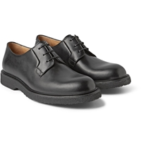 A.P.C. Polished Leather Derby Shoes