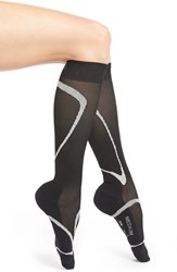 Women's Insignia By Sigvaris 'Performance' Compression Knee High Socks Black