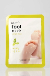 The Face Shop Smile Peeling Foot Mask Assorted
