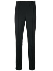 Prada Tailored Joggers Black