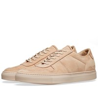 Common Projects B Ball Low Nubuck Neutrals
