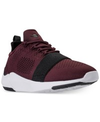 Creative Recreation Ceroni Casual Sneakers From Finish Line Burgundy Black