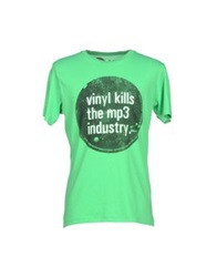 Amaranto T Shirts Green