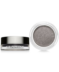 Clarins Ombre Iridescent Cream To Powder Eye Shadow Silver Grey