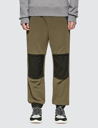 Moncler Grenoble Track Pants Green