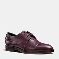 Coach Waverly Patchwork Oxford Warm Oxblood Warm Oxblood