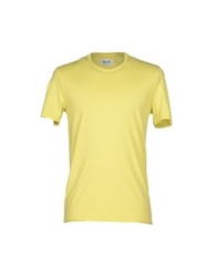 Magliaro T Shirts Yellow