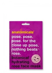 Anatomicals Pose. Pose. Pose. For The Close Up Pose Hydrating Face Mask