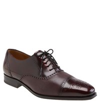 Men's Mezlan 'Tyson Ii' Oxford Burgundy