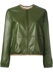 Bellerose Ignacio Jacket Green