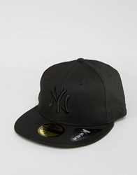 New Era 59Fifty Cap Fitted Ny Yankees Diamond Black