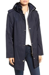 Ivanka Trump Women's Raincoat With Removable Hood